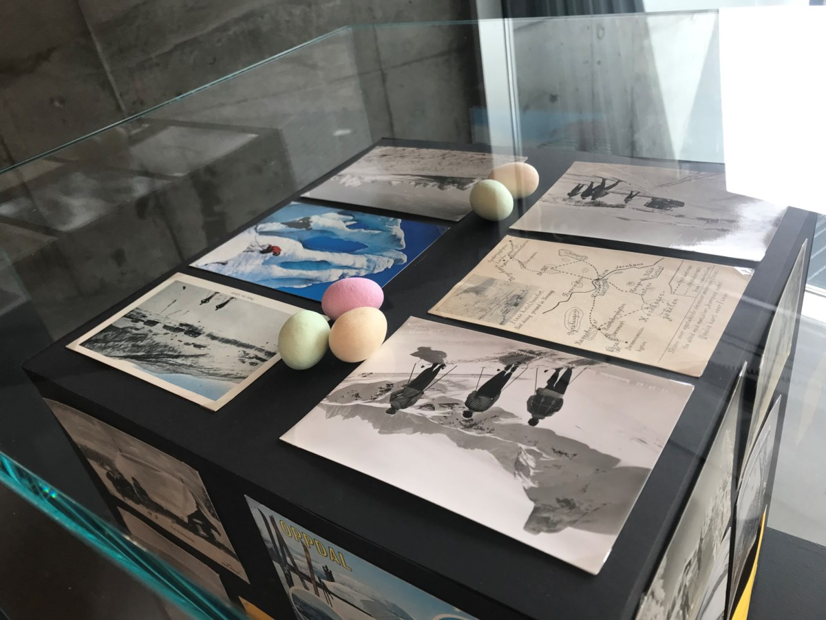 Easter exhibition